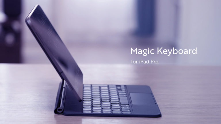 Magic Keyboard for iPad Pro